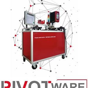 PivotWare er en processtyringsplatform, som styrer operatørerne sikkert gennem forskellige monteringsopgaver.