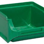 Grøn plukkekasse