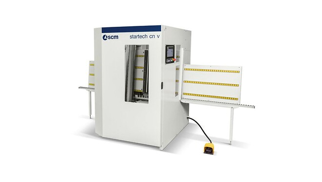 New Startech CN V.  Boreløsning, boring, lodretstående boremaskine, boring i plader, hurtig boring
