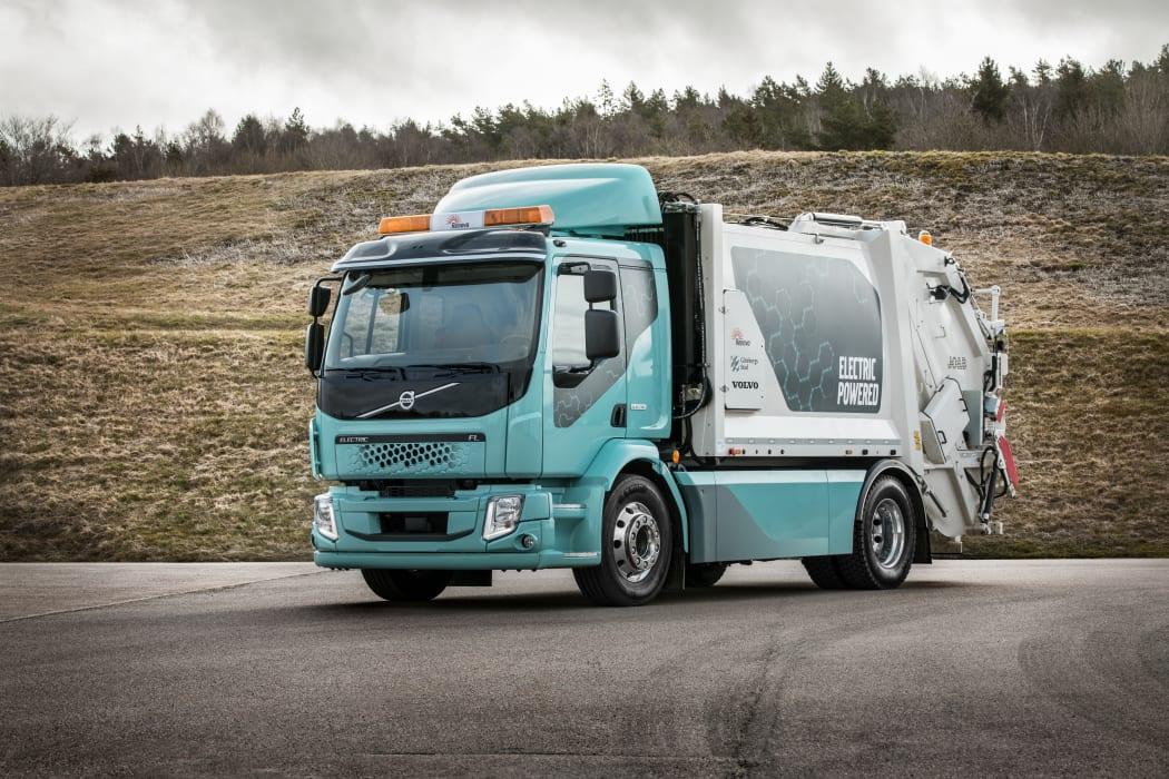 Fler leveranser for volvo lastvagnar