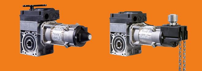 Lindab lancerer to nye motorer til industriporte