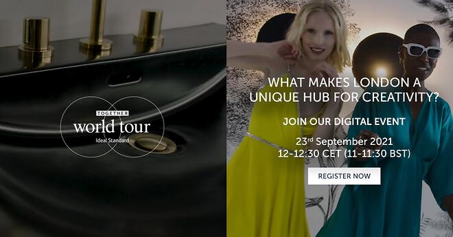 togetherworldtour design badeværelsedesign digital event ideal standard