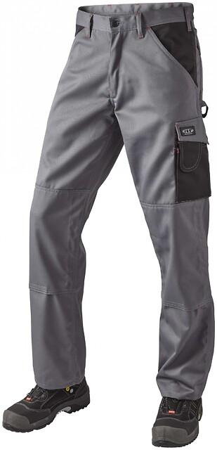 Arbejdsbukser, 9206 - grå/sort