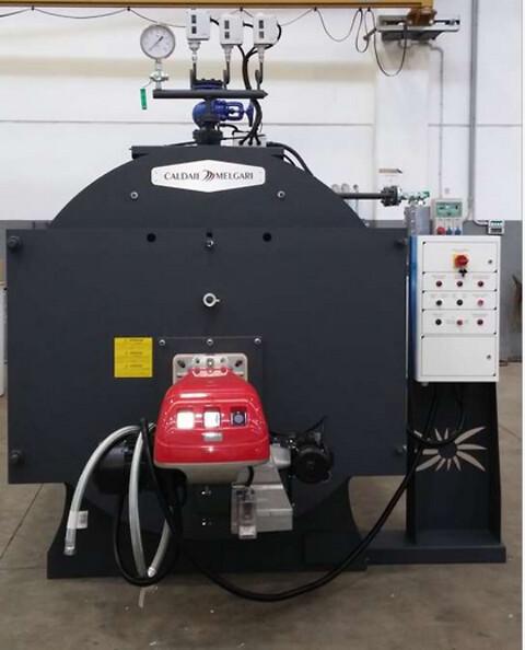 Dampgenerator – nem og effektiv energi - Dampgenerator – nem og effektiv energi