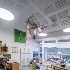 Flot LED-Pendel fra LED-TEK installeret i 2 institutioner i Hørsholm