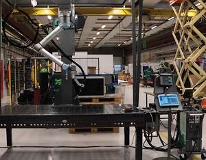Ny robotløsning optimerer produktionen