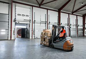 Lej lagerplads til opbevaring af pallegods i glostrup
