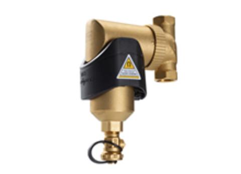 Giv dit varme- og kølesystem optimal ydeevne og smudsfrit vand - SpiroTrap fra Dansk Ventil Center A/S
