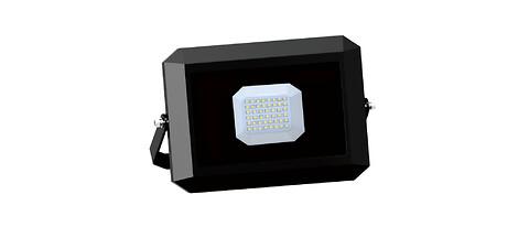 Kraftfull LED-projektor för utomhusbruk