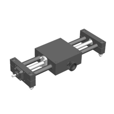Enkel Lineærmodul (JM) fra Aluflex System