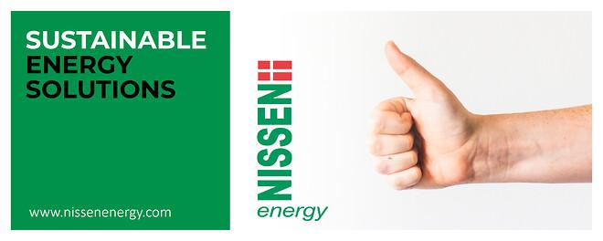 NISSEN energy ISO Re-certificering 2021
