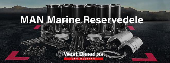 MAN Marine Reservedele