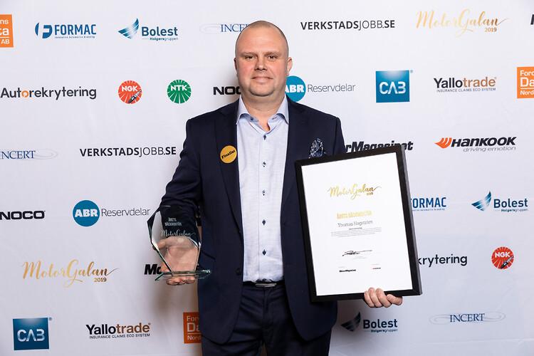 Thomas Hagström