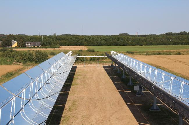 400 soltrug skal varme i Brønderslev - Energy Supply DK