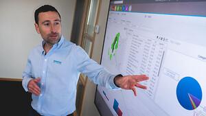Adrian Aptowitzer, Konsultchef på Monitor ERP System AB.