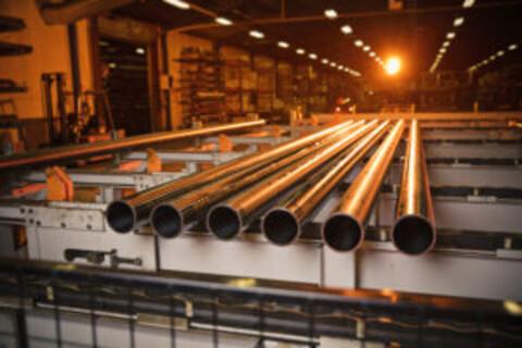 Sømløse cylinderrør