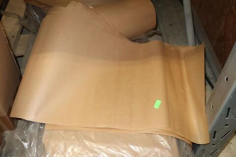 20 kg. brunt papir til pomfritter m.m.