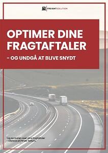 Freightsolution e-bog optimer dine fragtaftaler