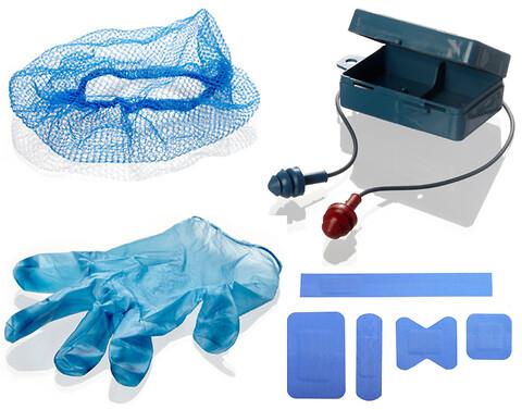 Detekterbare produkter til personlig hygiejne