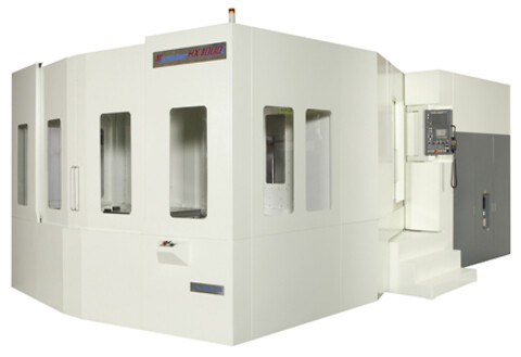 KITAMURA Mycenter serie HX1000i og HX1250i maskincenter