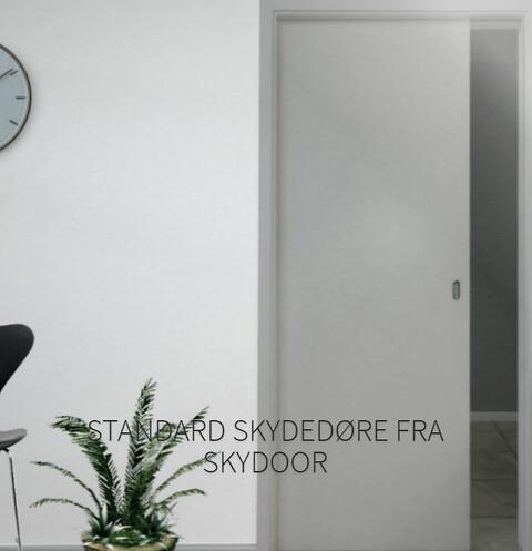 Danske FSC certificerede kvalitetdøre Indvendige skydedøre - Danske FSC certificerede kvalitetdøre Indvendige skydedøre