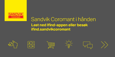 Sandvik Coromant Norge AS
