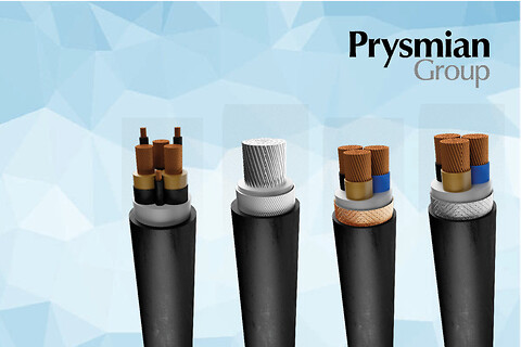 Komplet kabling til vindenergi - Prysmian kabler til vindenergi