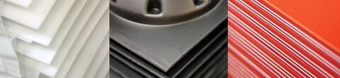 Materialer fra Formvac