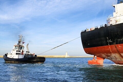 Dynamica Towing Lines - Dynamica Ropes DYNAMICA Towing Lines Dyneema