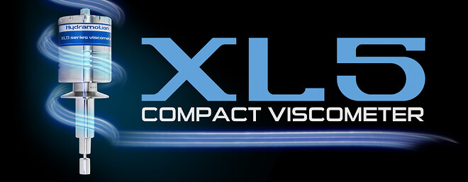 Viskosimeter model XL5