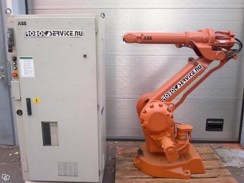 """ABB robot IRB2400L M96 1.8m/7kg  """"Fynd"""""""