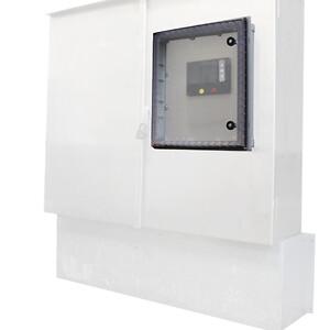 Fibox - inspektionsvindue 1