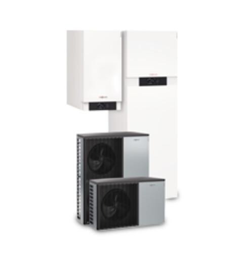 Opvarmning med luft og jordvarme