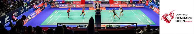 TotalEnergies, Badminton, Danmark