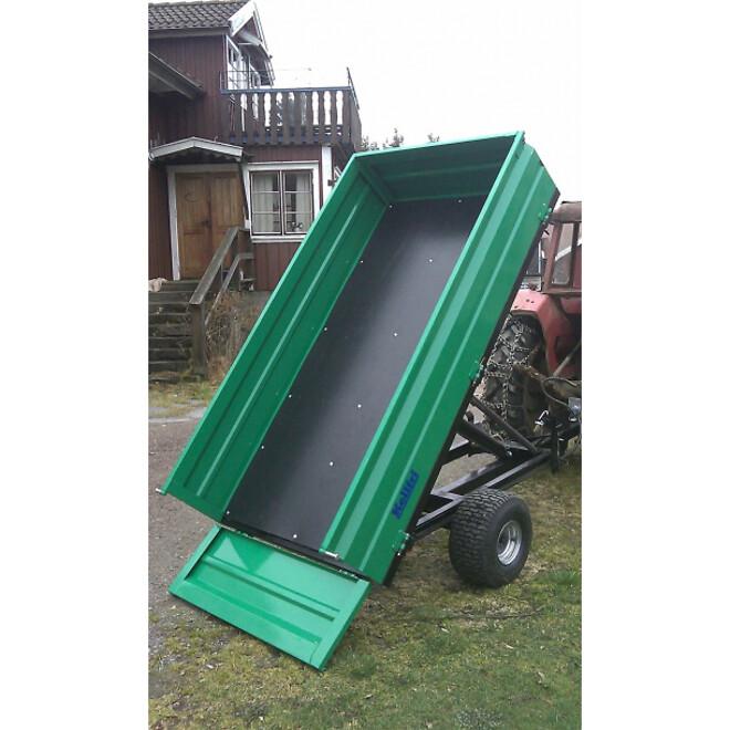 En plastplade kan bruges til mange ting, f.eks. til renovering af traileren, hvor den kan erstatte den gamle bund. Den kan også bruges til sjov til unge som gamle, f.eks. i en skater bane!