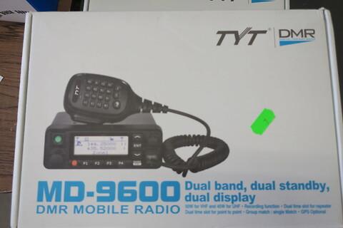 Dmr mobilradio tyt MD-9600