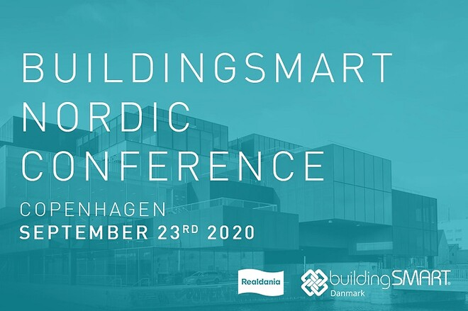 Symetri er eventsponsor for BuildingSMART Nordic Conference