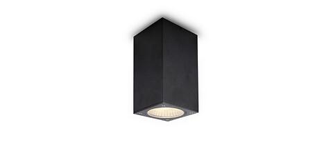 Takmonterade LED-spots till badrummet