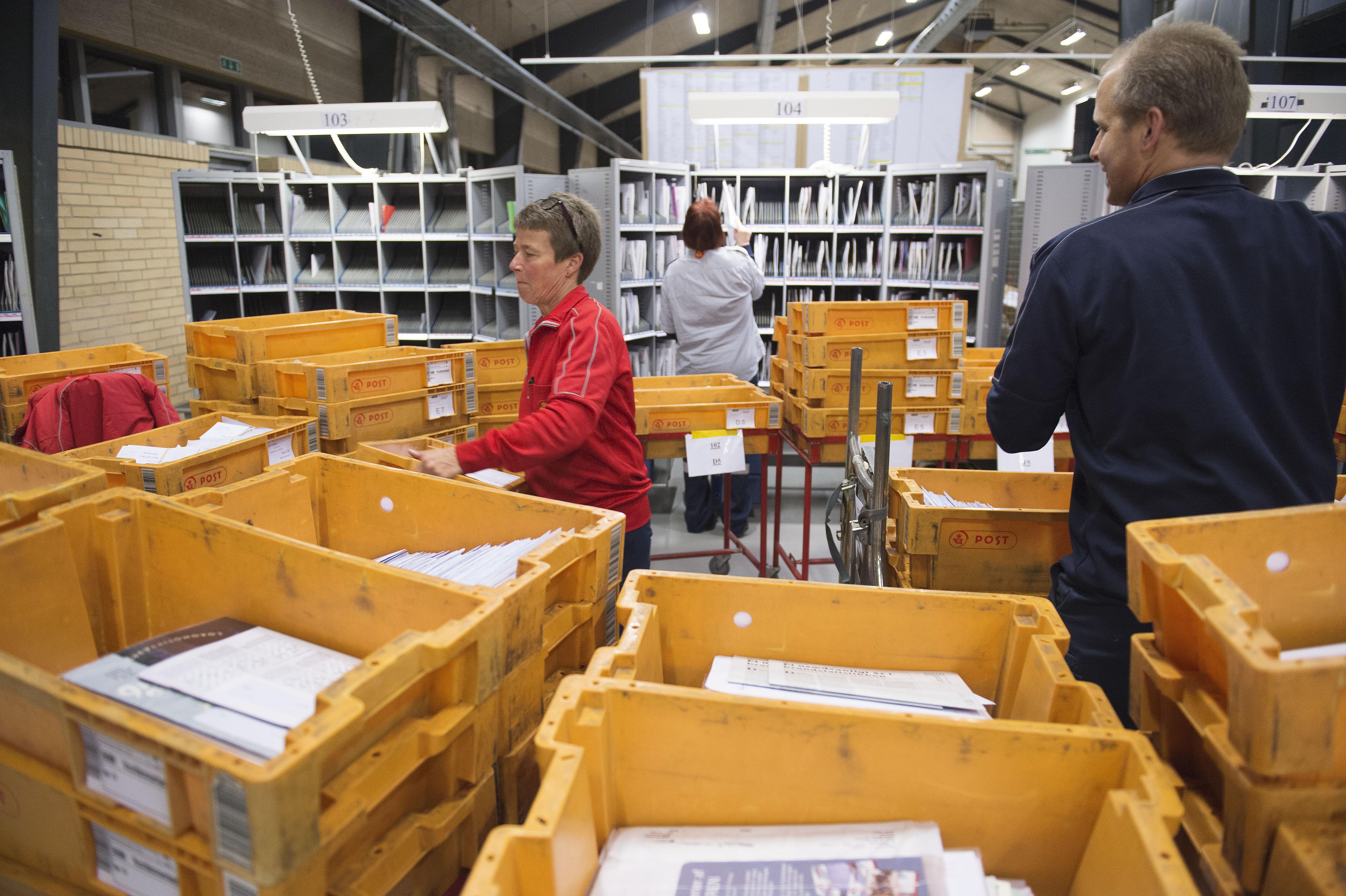 Stor fyringsrunde i postvæsenet er afblæst - Transportmagasinet