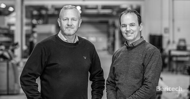 Bent Larsen og Claus Bilde om succesfuld turnaround for Beritech Manufacturing.