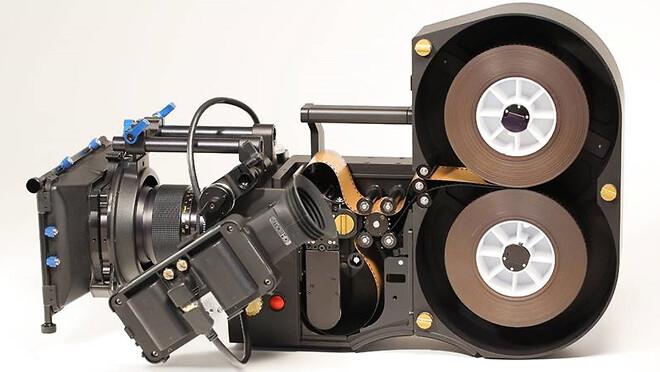 Filmrulle kassetten