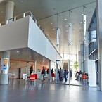 Lafuco 7,5 meter høje glasvægge D