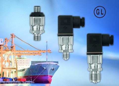 Trykktransmitter med maritim godkjenning -JUMO MIDAS S07 MA  - Trykktransmitter med maritim godkjenning