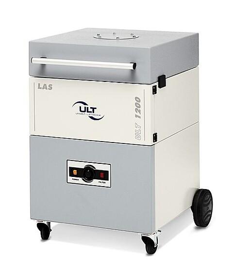 ULT AG  LAS - LAS utsug för laserrök\nutsug för lasergravering\nutsug för lasermärkning\nlaserrök hälsofarlig\nlaserrök farlig \nutsug för lasersvetsning\n