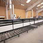 18m tunnel oven in Ceetec test centre