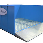 Wash Rack 1 blue transparent