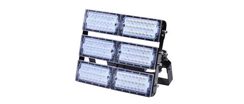LED-projektor upp till 39.000 lm