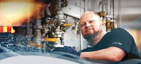 Service och underhåll av industriugnar