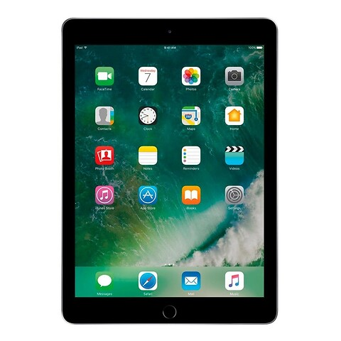 Apple iPad 6 128GB WiFi (Space Gray) - Grade B - tablet