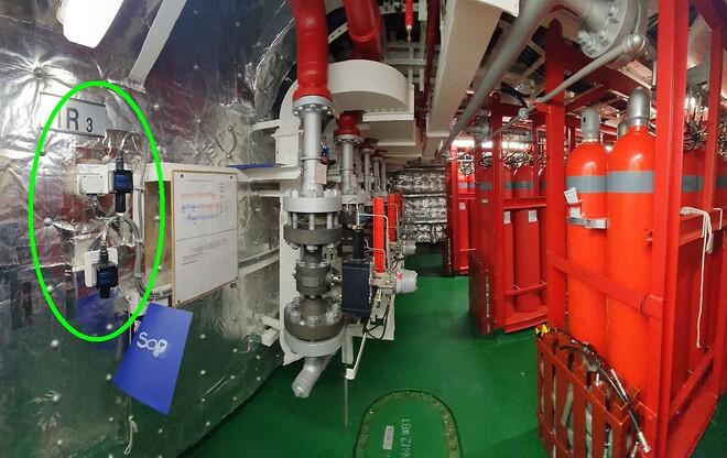 Geopal gas detect, GP-SA, GJ-C gas detector